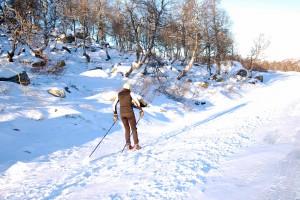 Ski på Gullingen