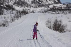 Skitur Breiastøldalen