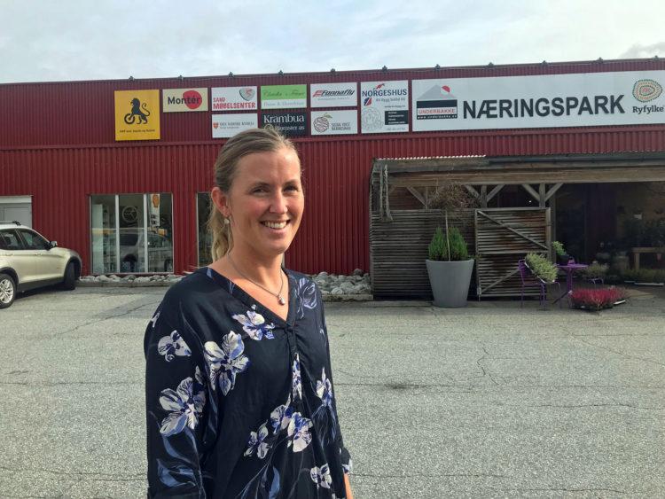 Helen Moen Gjuvsland frå Statens vegvesen